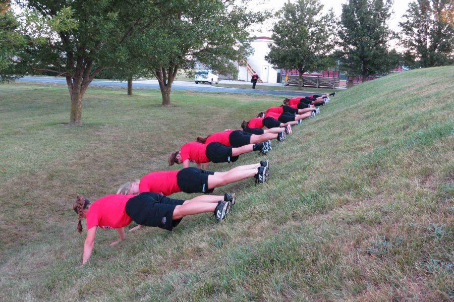 Softball team pushes for success