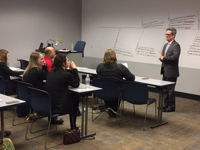 College improvement discussed at Strategic Planning meeting