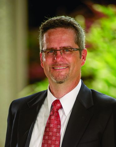 Dr. Josh Bullock, President of Lake Land College