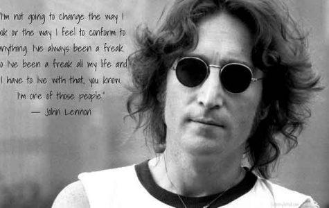 John Lennon, can you Imagine?