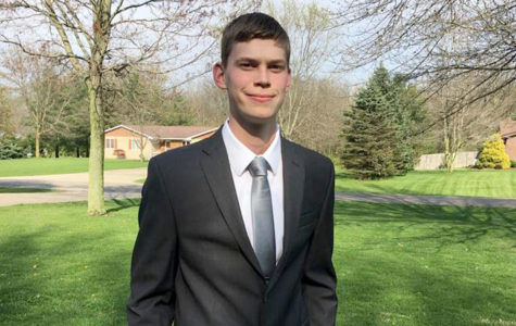 Meaker elected as student trustee
