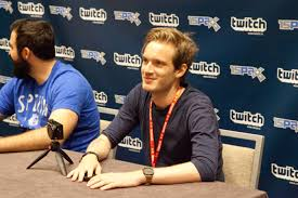 Felix Kjellberg (Pewdiepie) interacts with fans at the 2015 PAX Convention. PAX is a gaming convention created in 2004 to celebrate gaming culture.