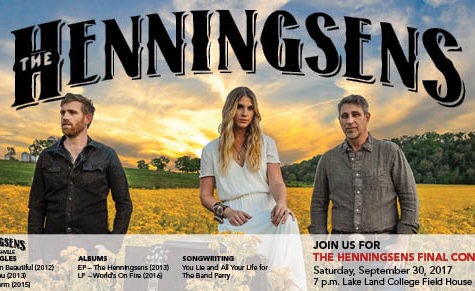 Henningsens coming to LLC