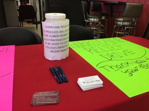Student Life raises money for hurricane relief