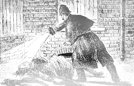 Was Holmes the Ripper?