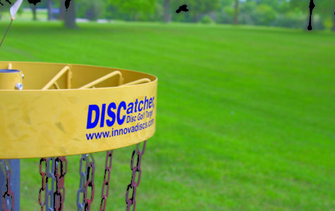 Lake Land has disc golf!