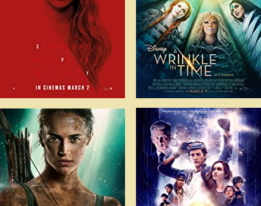 Preview of March movies