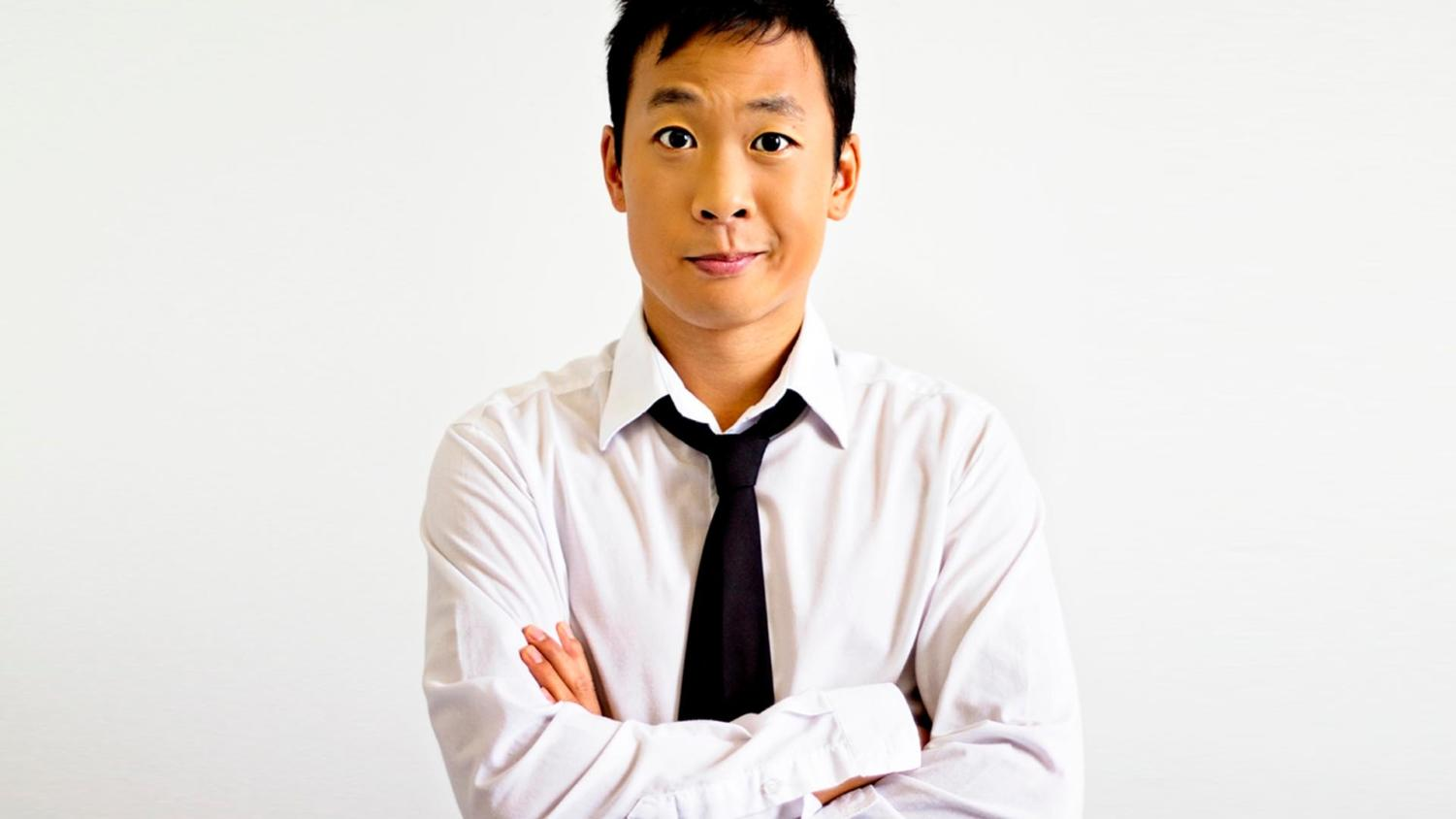 Comedian, Kevin Yee is stopping by Lake Land on April 11 in the Luther Student Center Theater.