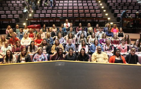 N.S.L.S. inducts Lake Land students