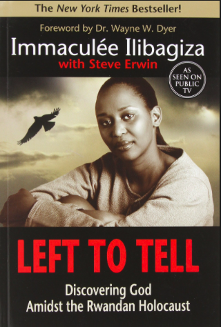 Book of the Month: Left to Tell