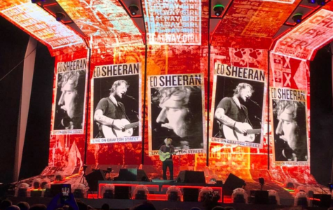 Ed Sheeran plays Busch Stadium