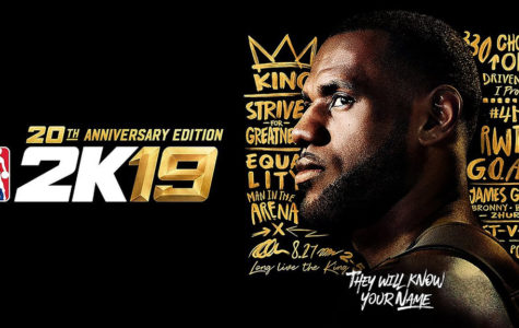 NBA 2K19: video game review