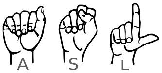 ASL Should fulfill language credit