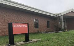 ZEB Hall renamed to honor former President Lensink