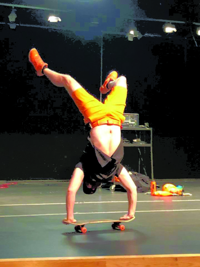 Wacky+Chad+visited+campus+on+Nov.+28th+in+the+theater.+%0AWacky+Chad+put+on+a+stunt+show.+Stunts+included%2C+skateboard+handstands%2C+pogo+stick++feats%2C+and+unicycle+tricks.+%0AFollowing+the+performance+audiences+enjoyed+Pizza+in+the+student+center.+