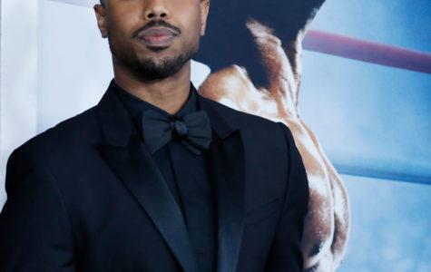 Michael B. Jordan at the New York Premiere of