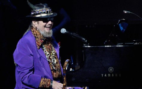 A look back at Dr. John's 'Gris Gris,' a welcome break from holiday tunes