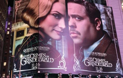 'Fantastic Beasts: The Crimes of Grindelwald' captures nostalgia of original Potter films