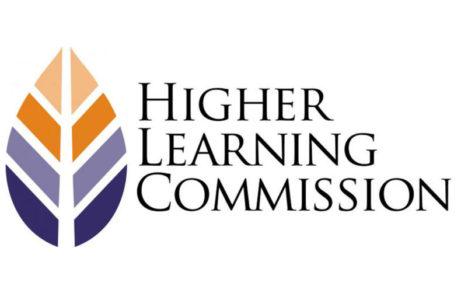 Higher Learning Commission visits LLC