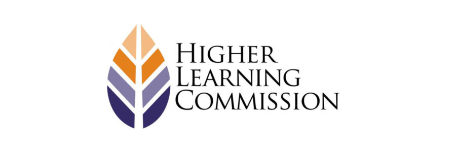 Higher Learning Commission visits LLC