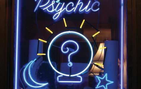 A conversation with the dead: Psychic comes to campus