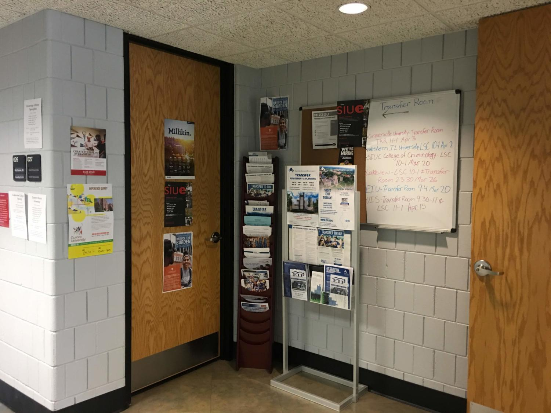 Transfer Resource Room
