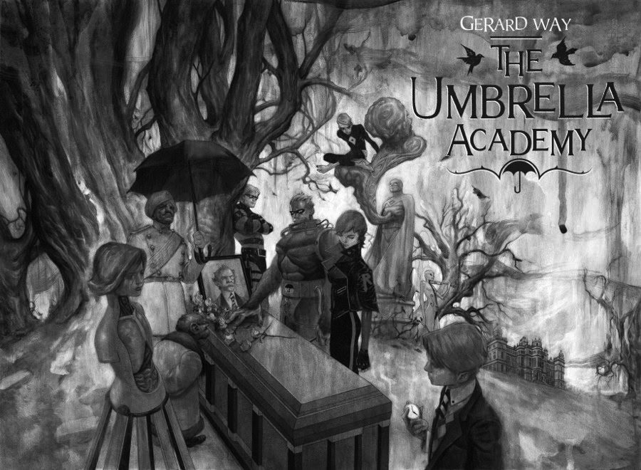 The Umbrella Academy: the next show to binge watch
