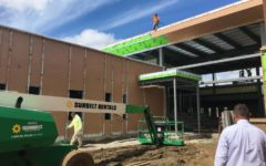 Under Construction: Expanded Student Center to open fall 2019