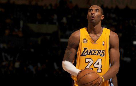 In memory of the basketball legend, Kobe Bryant