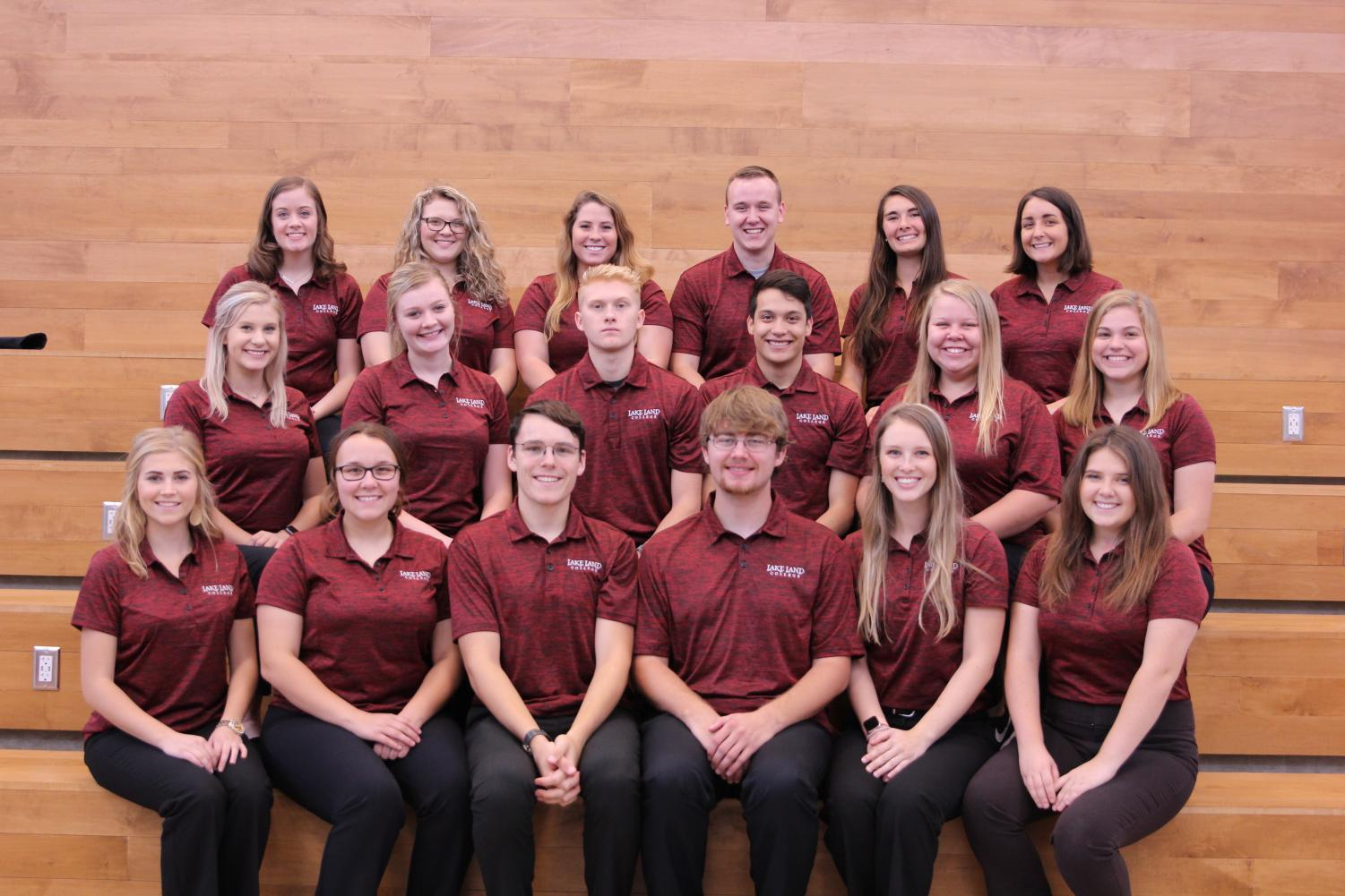 Get to know your Lake Land College Ambassadors