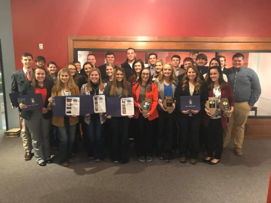 Lake Land College agriculture students to compete at national conference