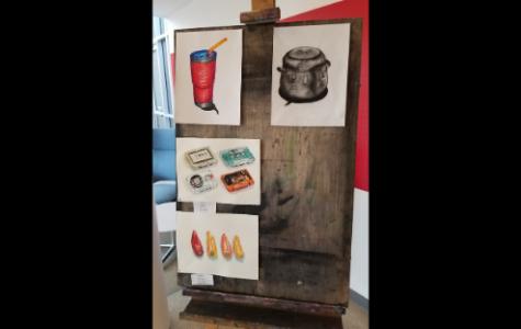 Art Club and SAB collaborate for art fair