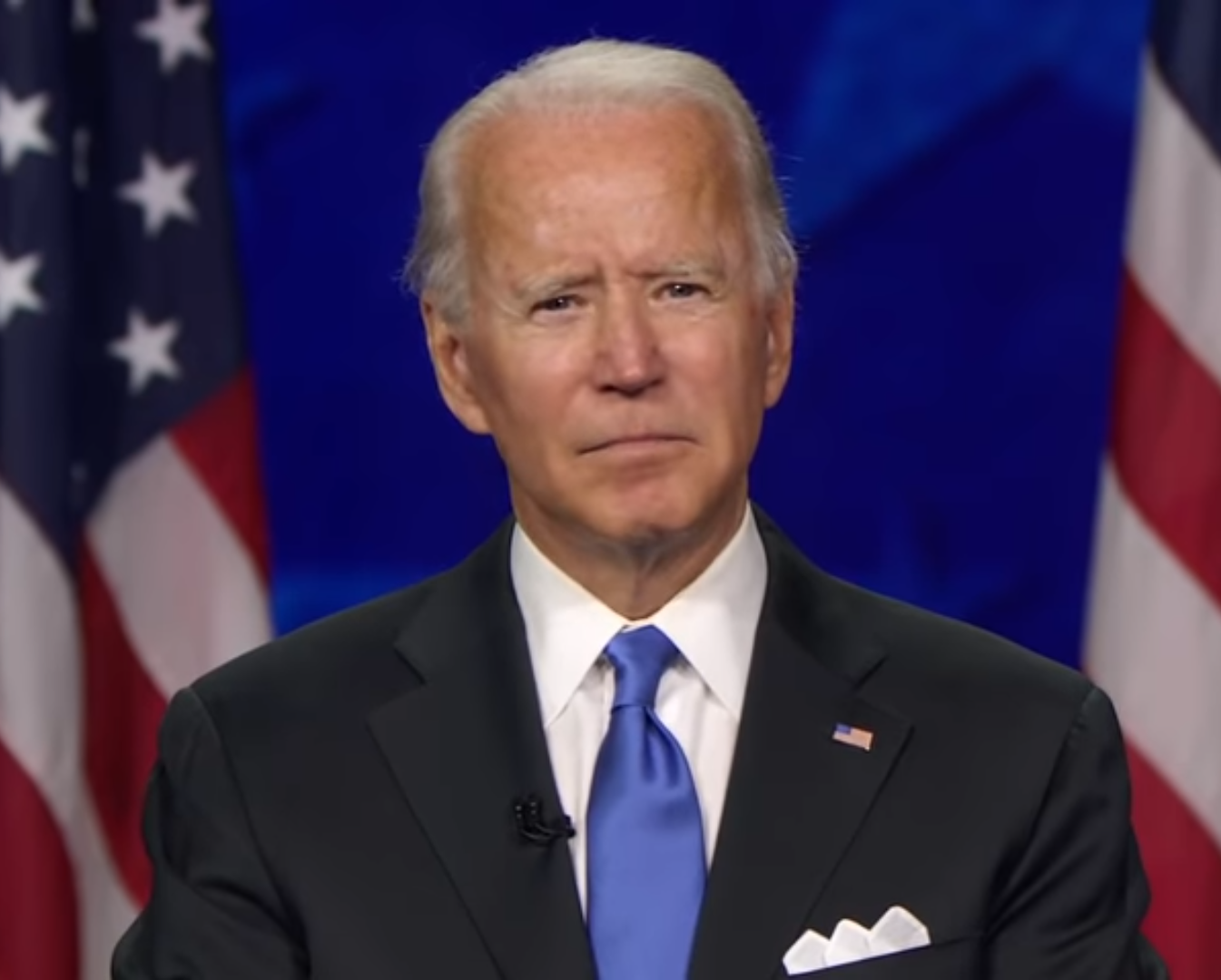 Biden's empathy is the focus point at the DNC