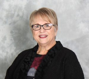 Preparing to say goodbye to a well-loved LLC employee: College Nurse Sharon Uphoff