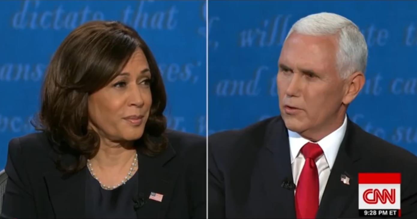 Recap: the 2020 Vice Presidential debate