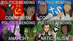 'The Legend Of Korra:' propaganda for youth?