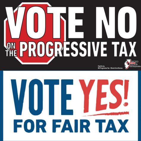The Illinois Fair Tax amendment vote results