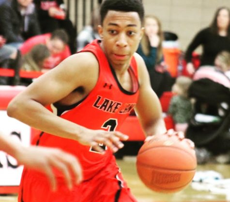 Athlete of the Month: Isaiah May refuses to let COVID-19 stop him from from playing his hardest