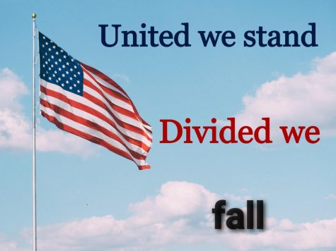 Staff Editorial: United we stand, divided we fall
