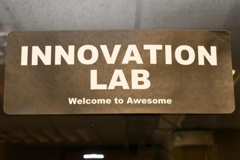 The Innovation Lab: the hidden gem of Lake Land College