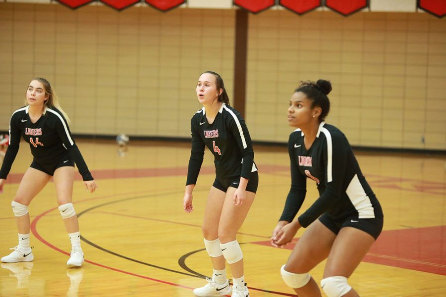 With struggles during a pandemic, the Laker's Volleyball team suffers from a harder season
