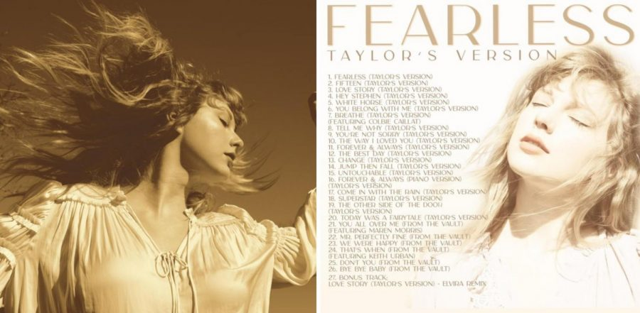 Return of 'Yeehaw Taylor Swift' with the re-recording of 'Fearless (Taylor's Version)'