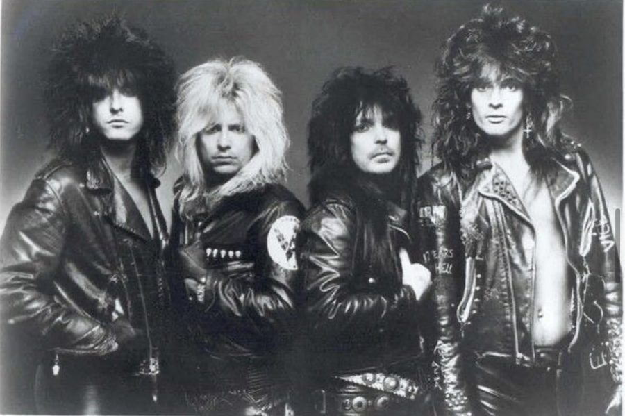 Celebrating 40 years of Mötley Crüe