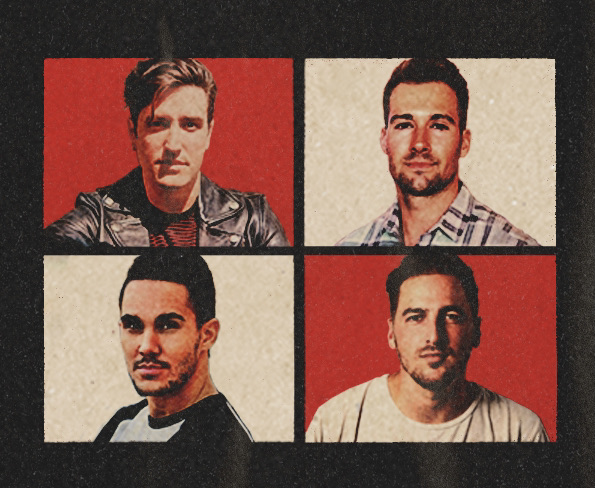 Big Time Rush's big-time reunion tour