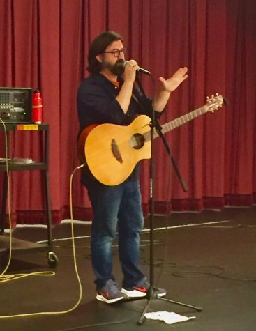 An inspirational and musical afternoon with Jason Levasseur